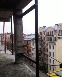 Металлические конструкции. Фасады