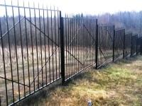 СварогМетПром. Металлическое ограждение (забор, ворота)